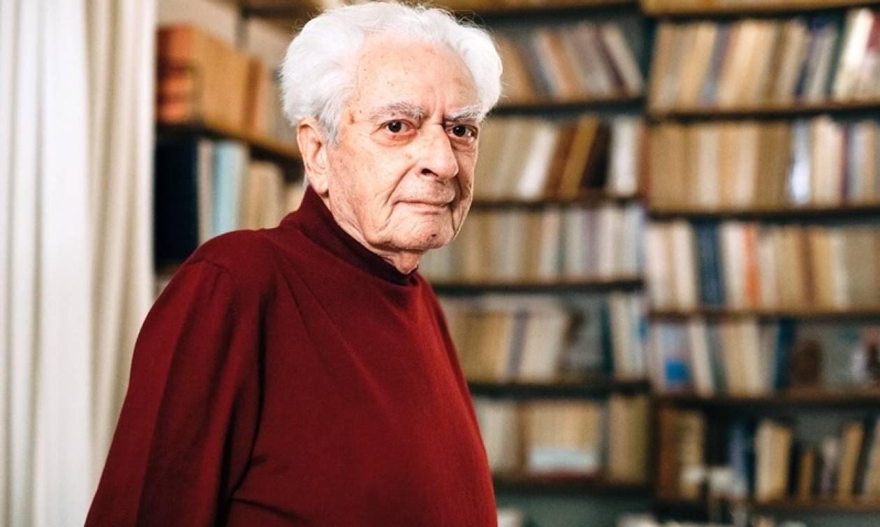 Πέθανε ο ιστορικός Βασίλης Κρεμμυδάς
