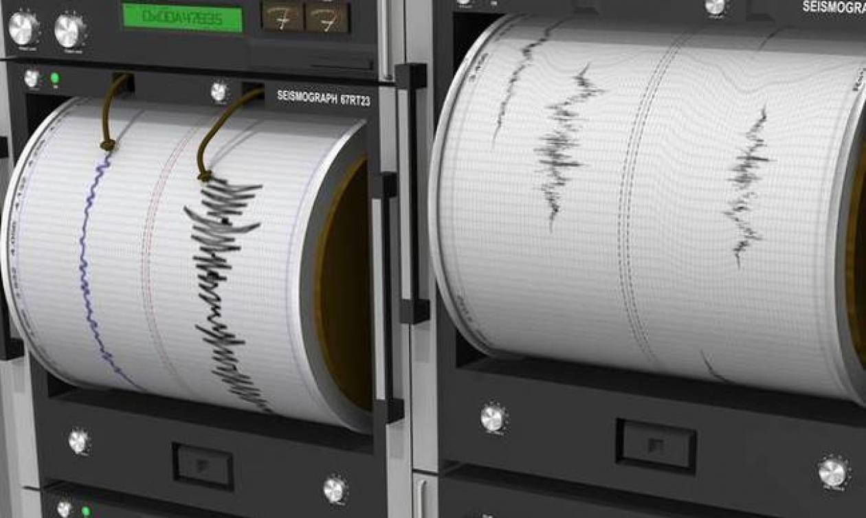 Ισχυρός σεισμός ταρακούνησε τη Μυτιλήνη