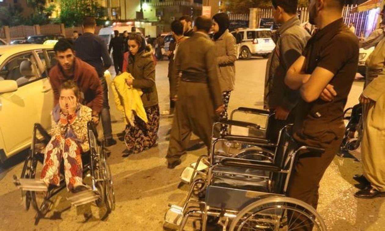 Σεισμός Ιράν - Ιράκ: Δεκάδες οι νεκροί στο Ιράν από τα 7,3 Ρίχτερ