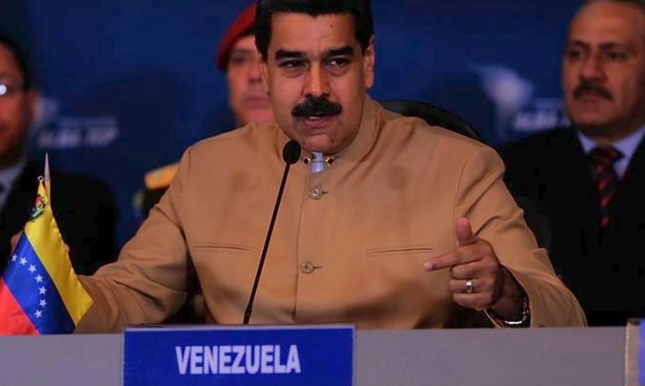 Μαδούρο: Η Βενεζουέλα δεν θα κηρύξει «ποτέ» στάση πληρωμών