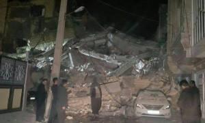 Σεισμός Ιράν - Ιράκ: Τους 100 έφτασαν οι νεκροί του σεισμού των 7,3 Ρίχτερ - Χιλιάδες οι τραυματίες