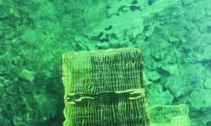 Θρίλερ με 11χρονο στην Αλόννησο: Εγκλωβίστηκε σε σιδερένιο κλουβί στο βυθό της θάλασσας