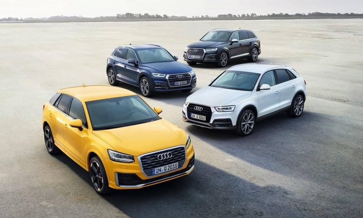 Audi: «Καλύτερη Ευρωπαϊκή Μάρκα» στην ψηφοφορία των αναγνωστών του Consumer Reports