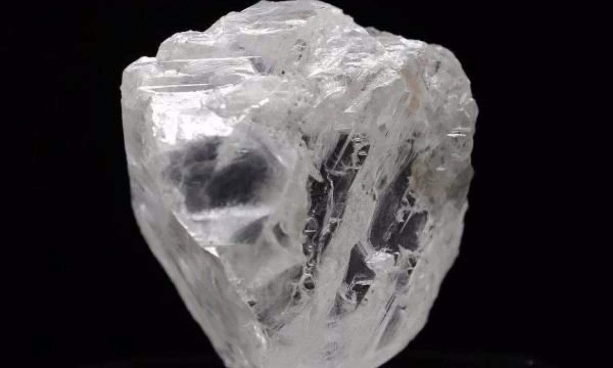 Βρέθηκε νέο πολύτιμο διαμάντι 476 καρατίων