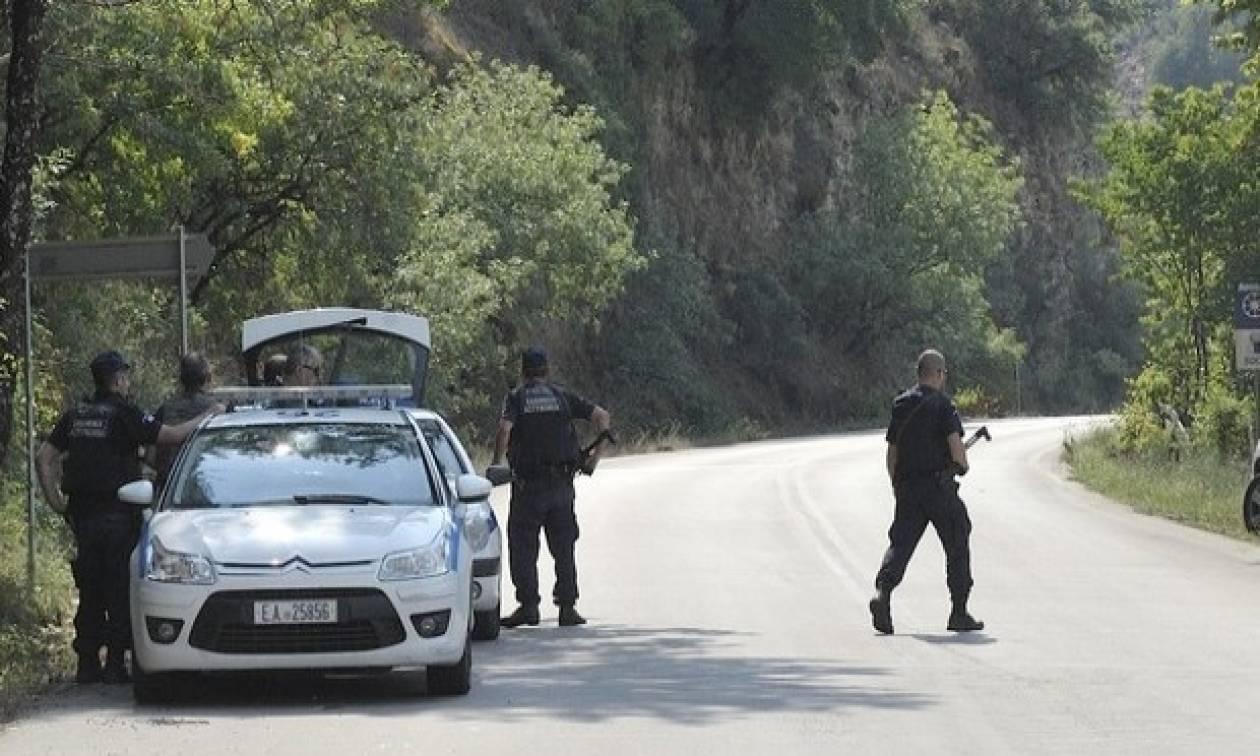 Καβάλα: Κινηματογραφική καταδίωξη διακινητή μεταναστών με τροχαίο και πυροβολισμούς