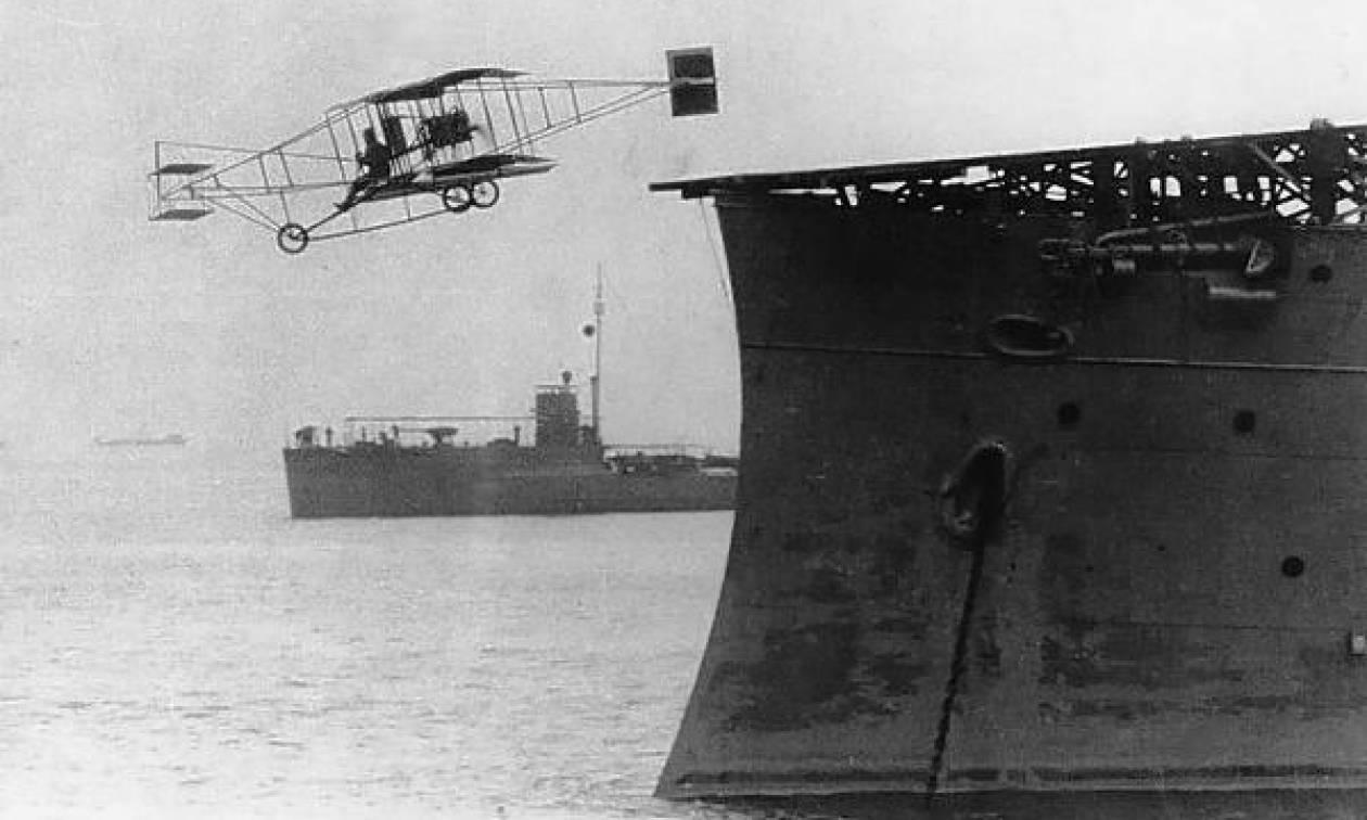 Σαν σήμερα το 1910 λαμβάνει χώρα η πρώτη απονήωση στην ιστορία της αεροπορίας