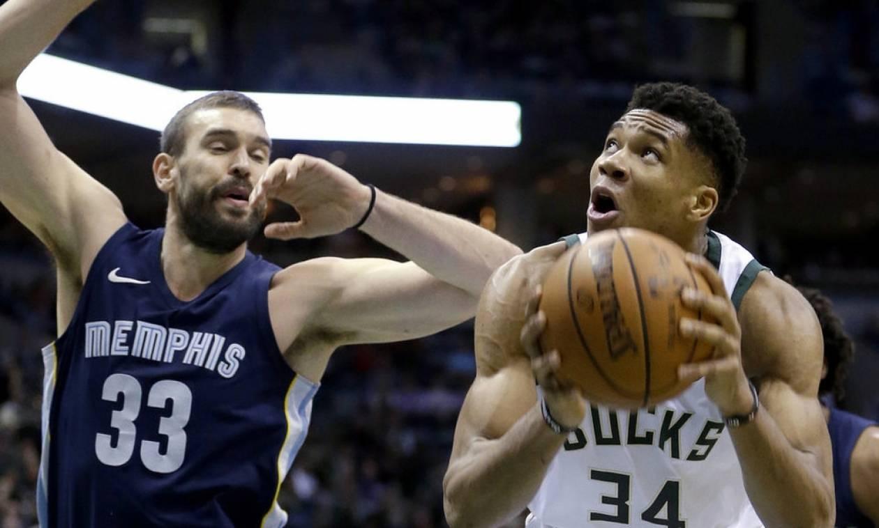 NBA: Τρελαίνει… κόσμο ο Αντετοκούνμπο! (vid)