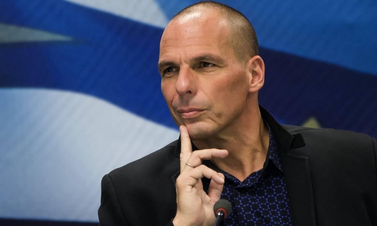 Βαρουφάκης: Πρέπει να σταματήσει η ερημοποίηση της Ελλάδας