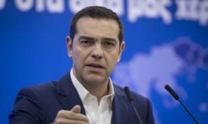 Αλέξης Τσίπρας: Η Ελλάδα της αρπαχτής χρεωκόπησε μαζί με την Ελλάδα της κρίσης (vid)