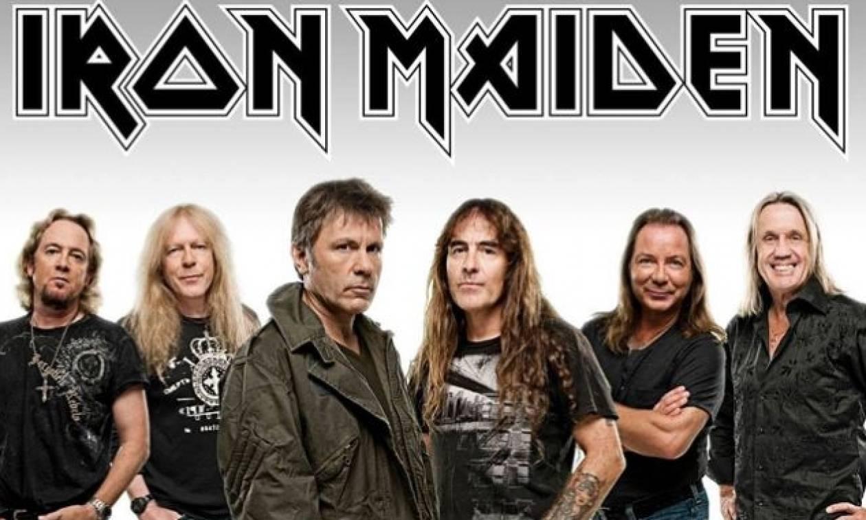 Iron Maiden: Έρχονται στην Ελλάδα – Πότε και πού θα εμφανιστούν
