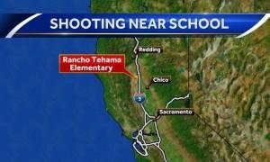 Πυροβολισμοί σε σχολείο στην Καλιφόρνια - Πέντε νεκροί