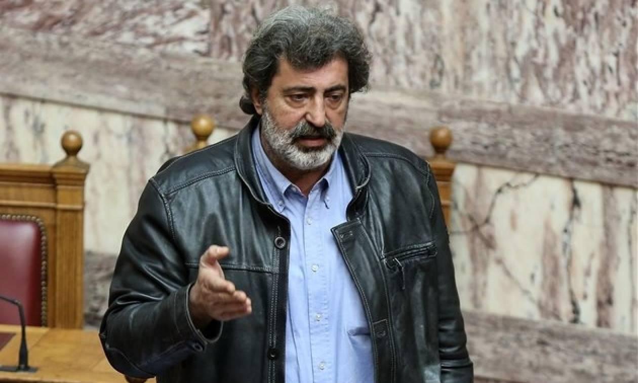 Πολάκης σε Τσοχατζόπουλο: Πες μου πού έχεις κρύψει τα υπόλοιπα από τις μίζες