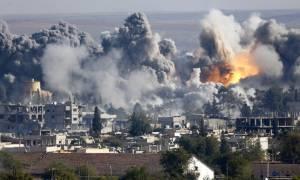 Νέα αιματοχυσία στη Συρία: 61 νεκροί από αεροπορικά πυρά κοντά στο Χαλέπι
