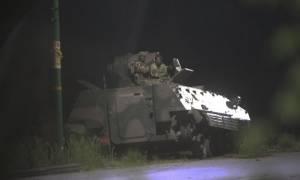 Ζιμπάμπουε: Αρνούνται το πραξικόπημα οι αξιωματικοί του στρατού