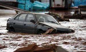 Πλημμύρες στη Δυτική Αττική: Δεύτερος νεκρός στη Μάνδρα από τη φονική κακοκαιρία