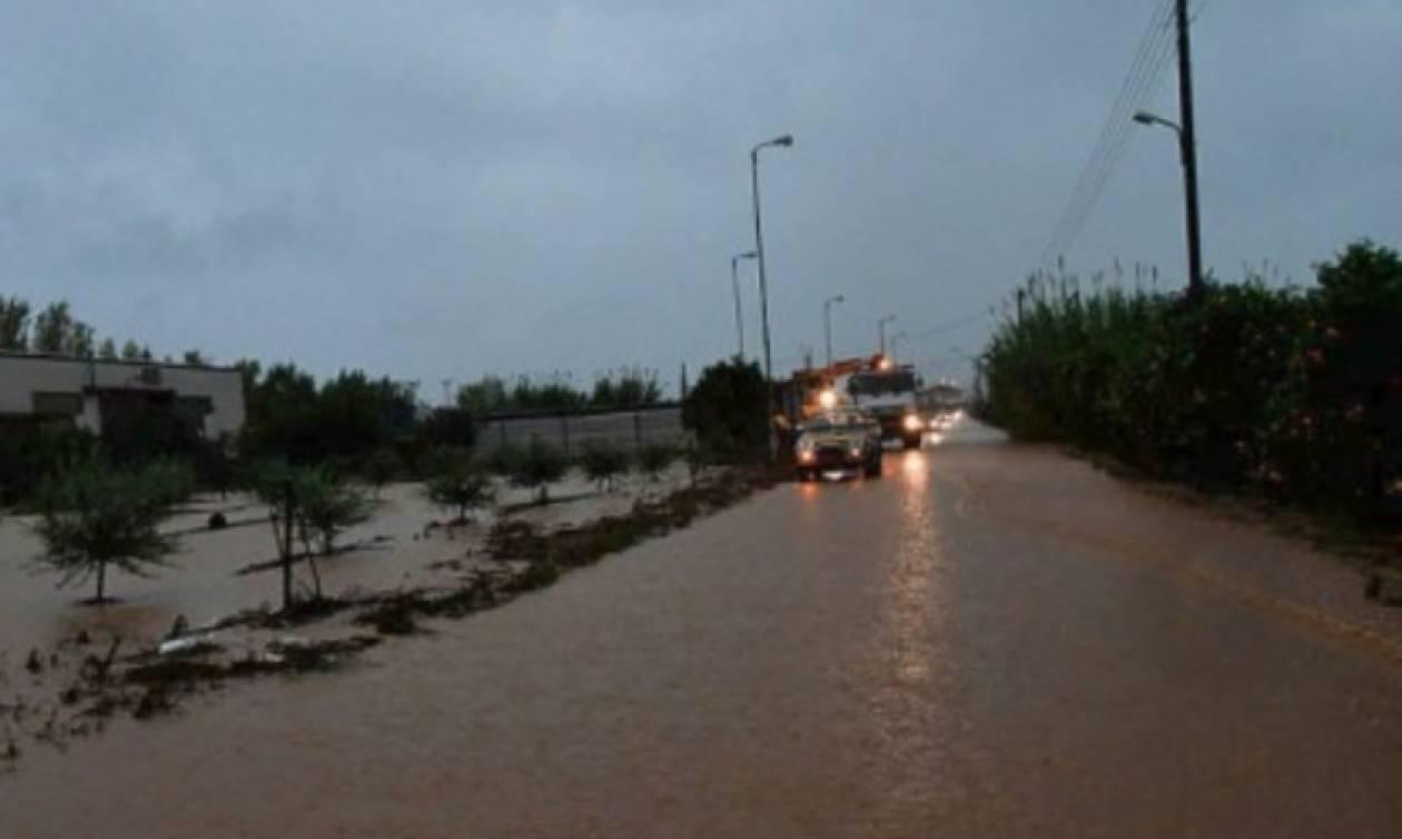 Πλημμύρες τώρα: Ποιες περιοχές της Αττικής κηρύσσονται σε κατάσταση εκτάκτου ανάγκης