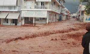 Πλημμύρες: Το Newsbomb.gr στις πληγείσες περιοχές