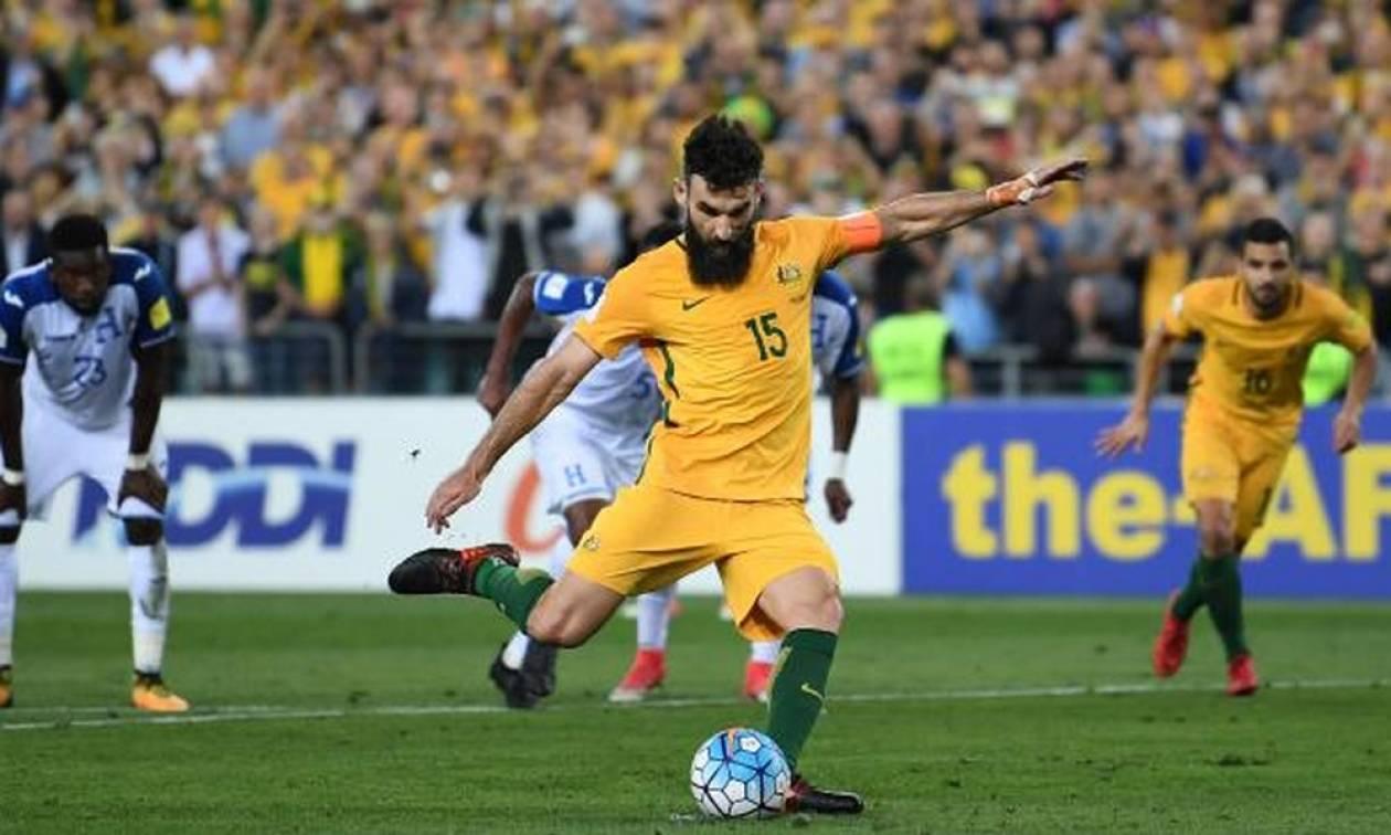 Μουντιάλ 2018: Πρόκριση για Αυστραλία (pics)