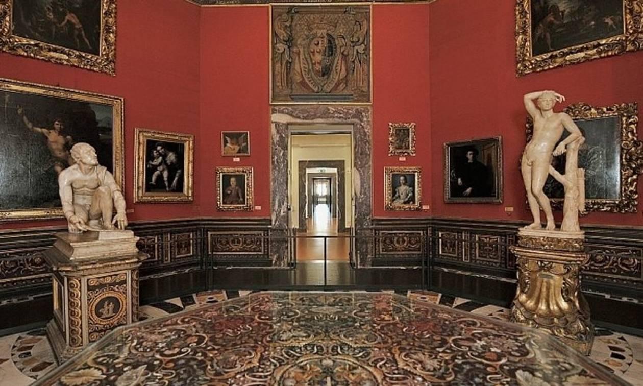 Αυτό και αν είναι ρεκόρ για τα ιταλικά μουσεία!