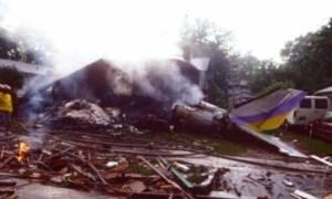 Τραγωδία: Συνετρίβη αεροπλάνο στη Ρωσία