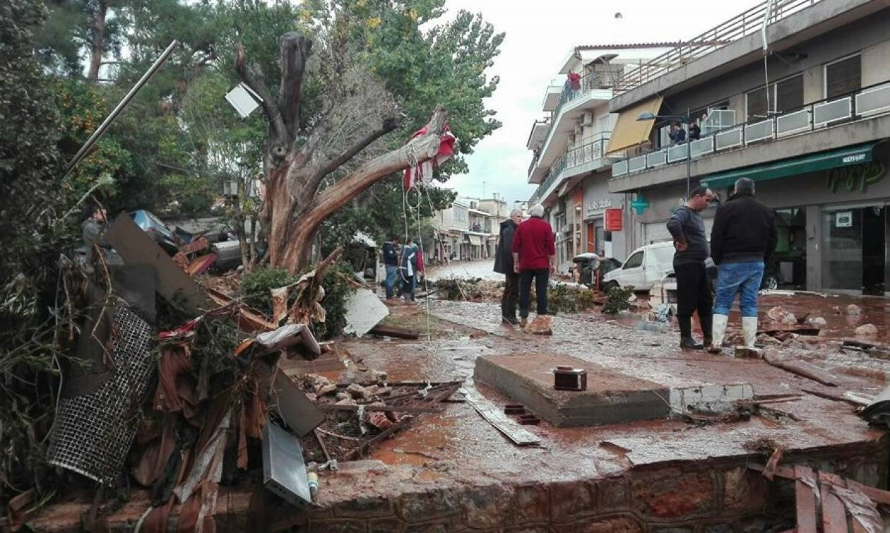 Πλημμύρες Μάνδρα: Δείτε πού εντοπίστηκαν οι νεκροί