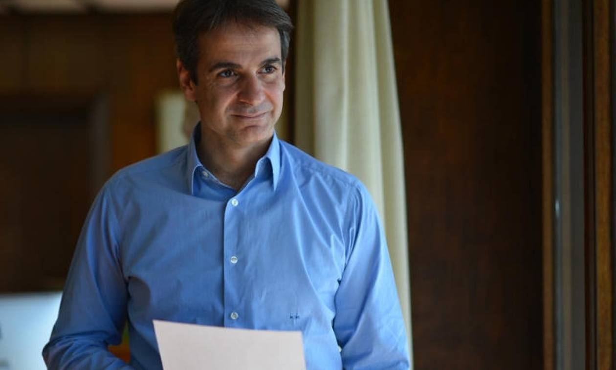 Νέα Πέραμος: Στα γραφεία της Περιφέρειας ο Μητσοτάκης