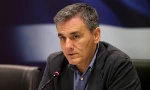 Τσακαλώτος για ανταλλαγή ομολόγων: «Η Ελλάδα κάνει όλα τα βήματα και για μελλοντικές εξόδους»