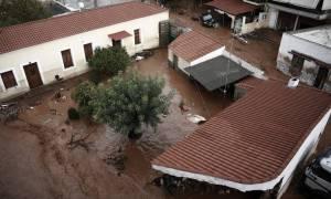 Γενική Γραμματεία Πολιτικής Προστασίας: Πρωτόγνωρα τα πλημμυρικά φαινόμενα στη Δυτική Αττική