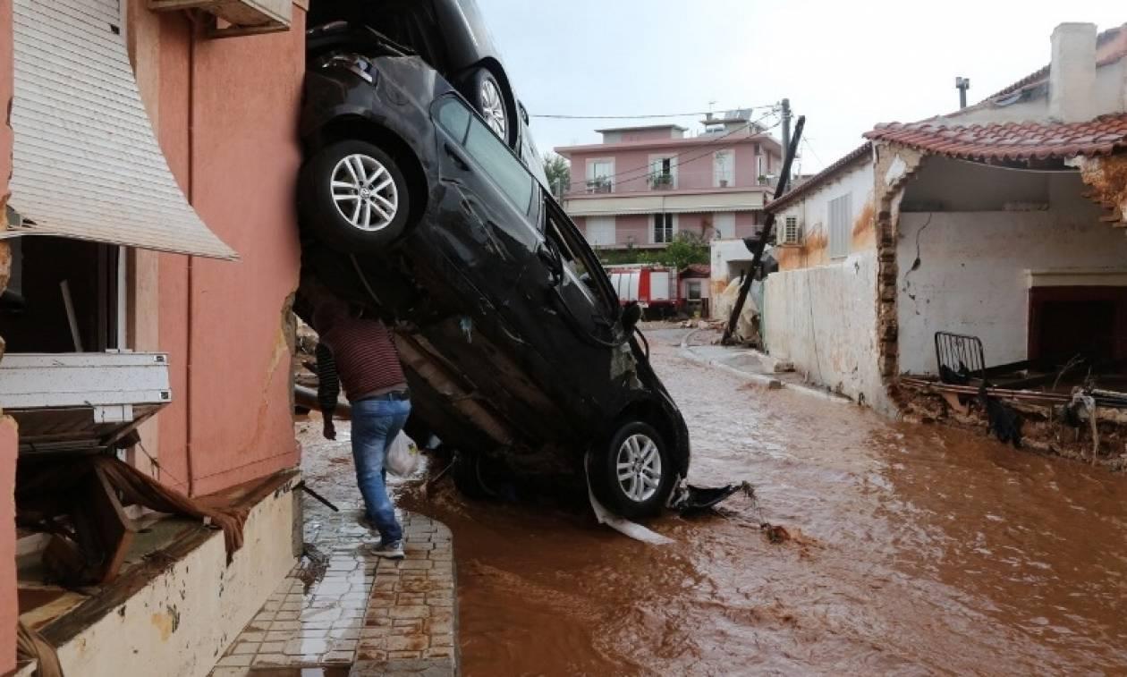 Καιρός - Πλημμύρες Μάνδρα: Γεωλόγος αποκαλύπτει - Να ποιος φταίει για την καταστροφή