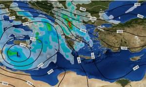 Καιρός – Προσοχή: Δραματικές οι προβλέψεις των μετεωρολόγων για τις επόμενες ώρες