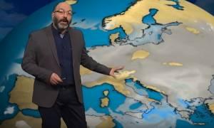 Η προειδοποίηση του Σάκη Αρναούτογλου για τη νέα κακοκαιρία: «Προσοχή...» (video)