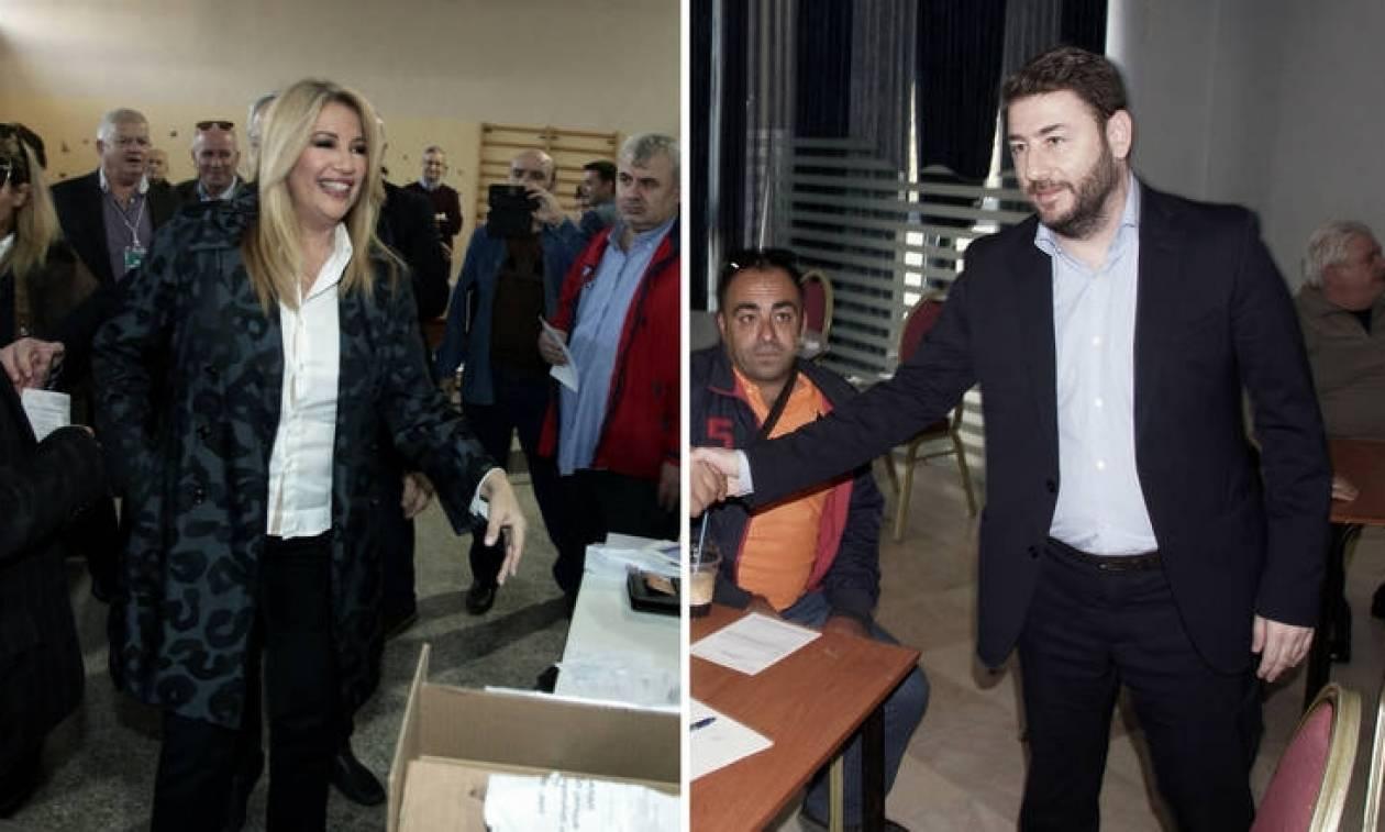 Εκλογές Κεντροαριστερά: Ακυρώνεται το debate - Κανονικά ο β' γύρος