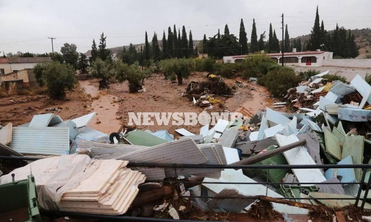 Πλημμύρες Αττική: Η Τουρκία εκφράζει την αλληλεγγύη της στην Ελλάδα
