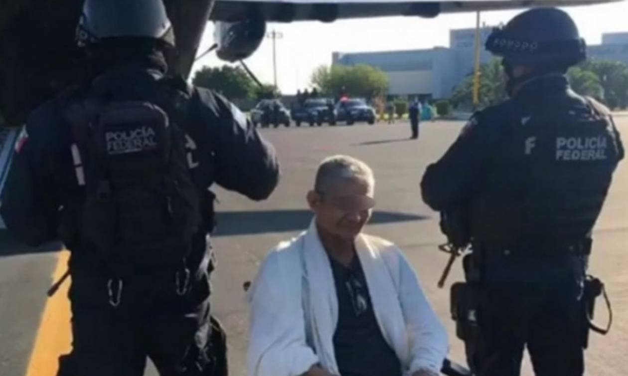 Μεξικό: Συνελήφθη ο άνθρωπος που ήταν πίσω από τη μεγαλύτερη σφαγή μεταναστών (pic+vid)