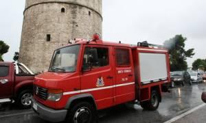 Σαρώνει η κακοκαιρία τη Βόρεια Ελλάδα: «Ανεμοθύελλα» στη Θεσσαλονίκη - Απεγκλωβισμοί στην Πιερία