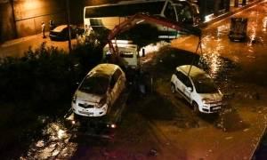 Φονική κακοκαιρία: «Βόμβα» του δημάρχου Μεγαρέων για την Εθνική Οδό Αθηνών – Κορίνθου