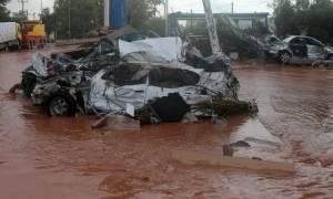 Φονική κακοκαιρία στη Δυτική Αττική - Αυξάνεται ο αριθμός των θυμάτων