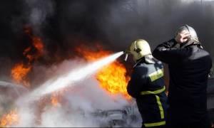 Τραγωδία στη Βουλιαγμένη: Οδηγός κάηκε ζωντανός στο αυτοκίνητό του
