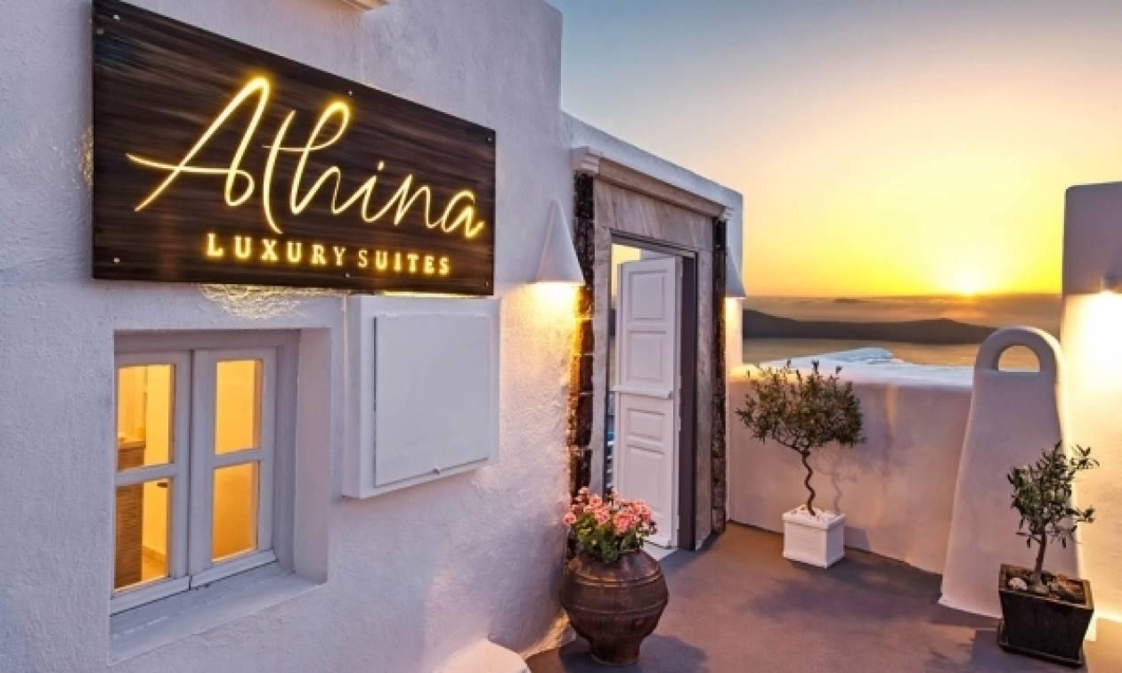 Athina Luxury Suites: Με δύο ακόμα διεθνείς βραβεύσεις κλείνει η χρονιά!
