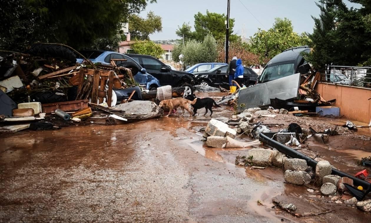Καιρός Live - Η προειδοποίηση του Αρνιακού για νέα επιδείνωση του καιρού: Έρχεται κυκλώνας