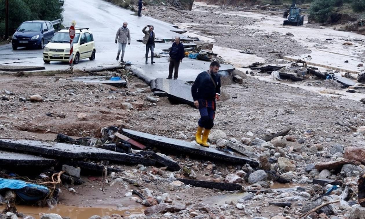 Φονική κακοκαιρία: Ρυθμίσεις της ΔΕΗ για τους πλημμυροπαθείς της Δυτικής Αττικής