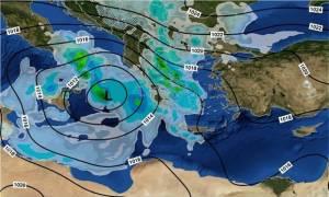 Κακοκαιρία LIVE: Μετά την «Ευρυδίκη» έρχεται ο κυκλώνας «Ζήνωνας» - Πού θα «χτυπήσει»