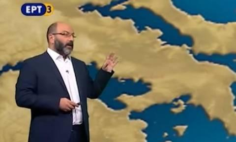 Αρναούτογλου: Πλησιάζει ο «μεσογειακός κυκλώνας» - Θέλει μεγάλη προσοχή! (vid)