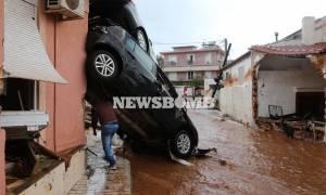 Πλημμύρες Αττική: Αυτά είναι τα θύματα της τραγωδίας (vid)