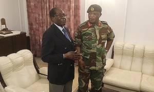 Ζιμπάμπουε: Αρνείται να παραιτηθεί ο Μουγκάμπε