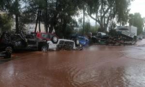 Κακοκαιρία: Πού αποδίδει η Guardian τις φονικές πλημμύρες στη Δυτική Αττική