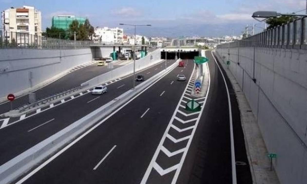 Κακοκαιρία: Αποκαταστάθηκε η κυκλοφορία των οχημάτων στην έξοδο 1 της Αττικής Οδού και στην Πειραιώς