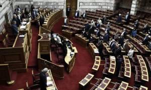 Ένα εκατ. ευρώ από τον προϋπολογισμό της Βουλής για τους πλημμυροπαθείς της Δυτικής Αττικής