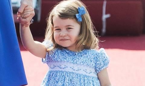 Η Kate Middleton αποκάλυψε το αγαπημένο χρώμα της πριγκίπισσας Charlotte