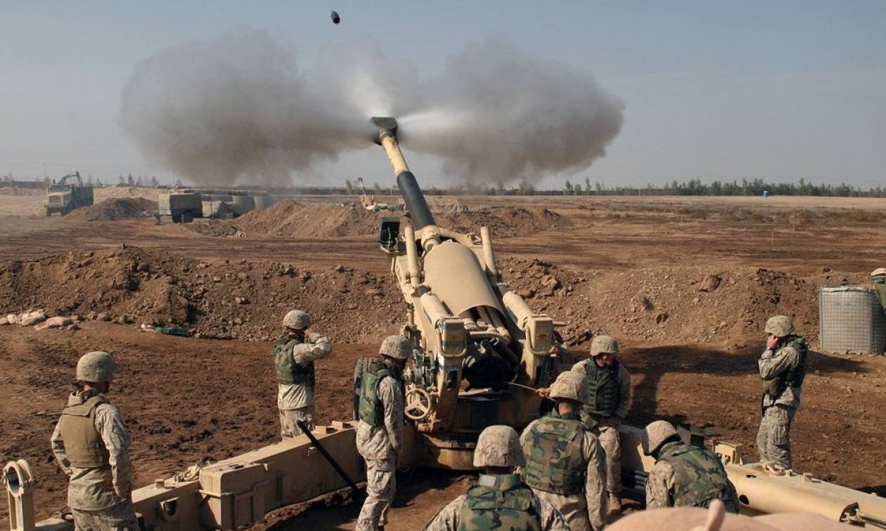 Σε άτακτη φυγή οι τζιχαντιστές σε Ιράκ και Συρία (Vids)